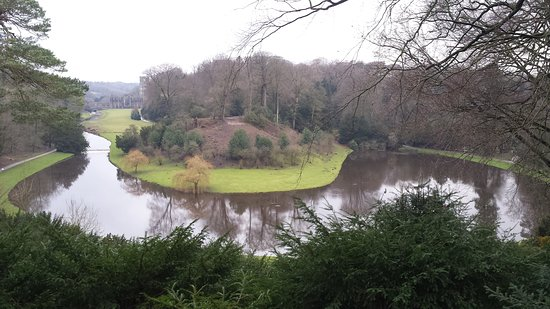 Fountains Abbey and Studley Royal Water Garden 사진