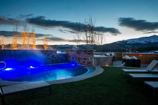 Pool - Picture of Grand Colorado On Peak 8, Breckenridge - Tripadvisor