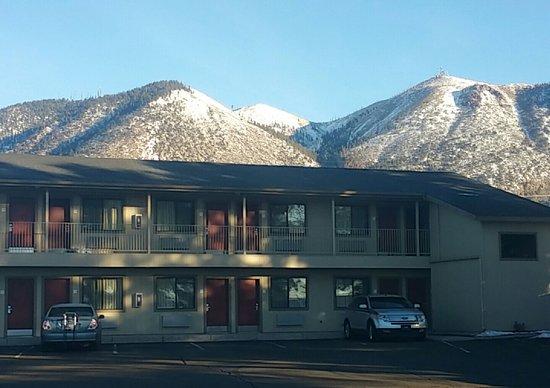La camera photo de mountain view inn flagstaff for Mt vista cabina e motel