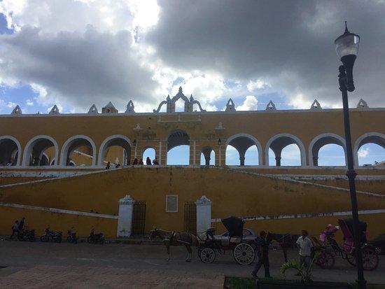 el Convento de Izamal