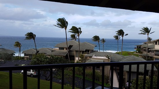 The Kapalua Villas, Maui: View from 32B4