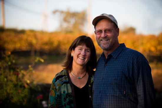 Plymouth, CA: Margie and Jeff Runquist
