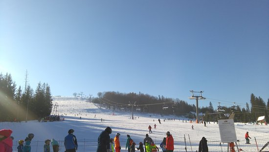 Złoty Groń - Ski Area