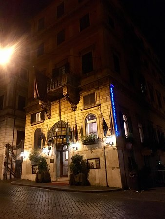 Nuovo Hotel Quattro Fontane: photo0.jpg
