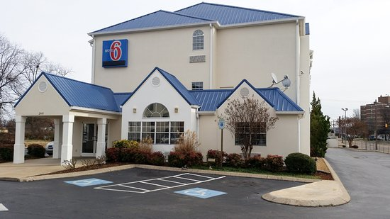 Motel 6 Chattanooga Downtown
