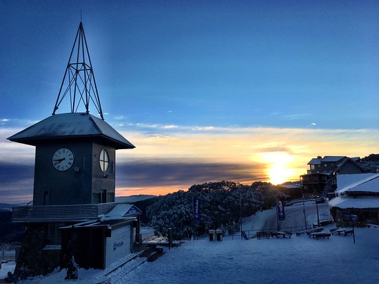 Mount Buller, Australien: Get up early for those views
