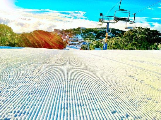 Mount Buller, Australia: First tracks!