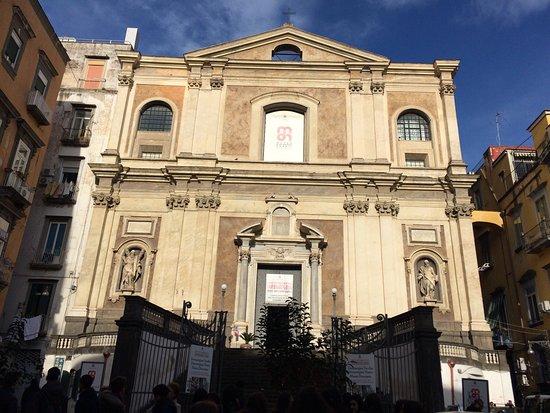 Museo Diocesano Napoli.Museo Diocesano Napoli Foto Di Museo Diocesano Napoli Complesso