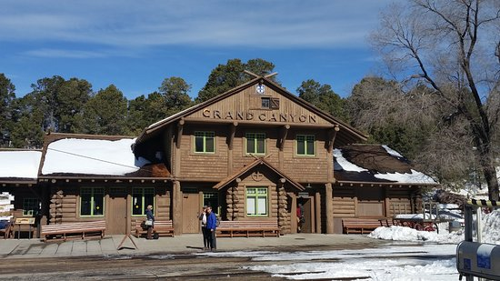 Williams, AZ: Grand Canyon lodge