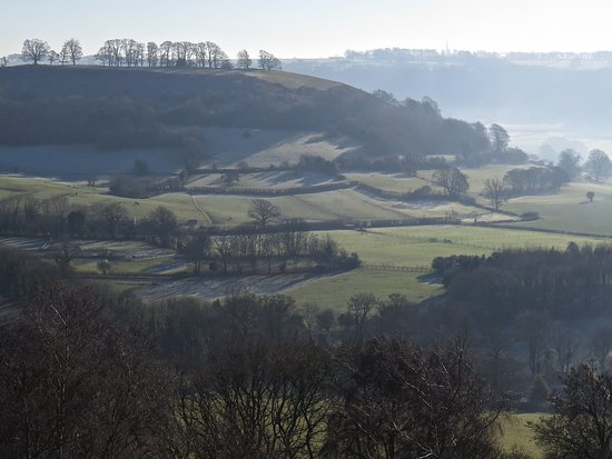 Dursley, UK: Beautiful walk close to the Bed and Breakfast accommodation