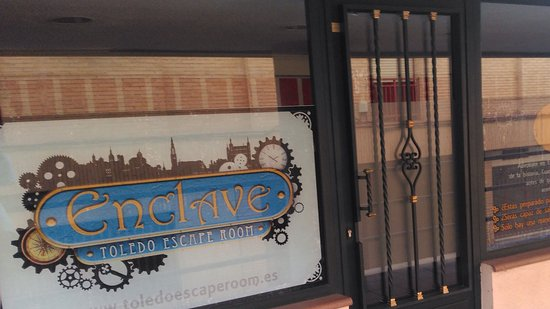 Enclave Toledo Escape Room