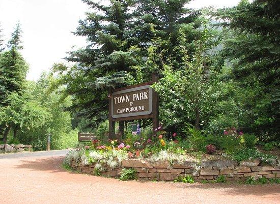 Town Park Telluride, Colorado - Picture of Main Street, Telluride ...