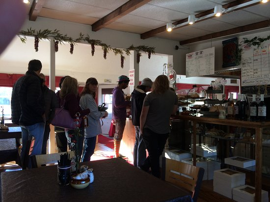 Colorado Cherry Company: Always a line for good food and pies