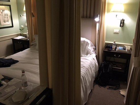 JK Place Firenze: Bedroom, 12 sqm