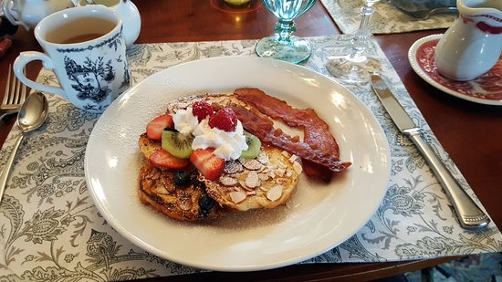 Hambleton House: Breakfast