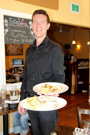 convivia welcomes our new chef martin bertrand-hardy. he comes to