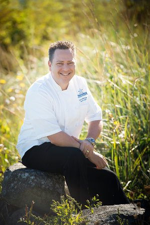 Courtenay, Canadá: Executive Chef Nyle Petherbridge