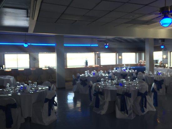 ดันดอล์ก, แมรี่แลนด์: Another view of an event that is almost ready...