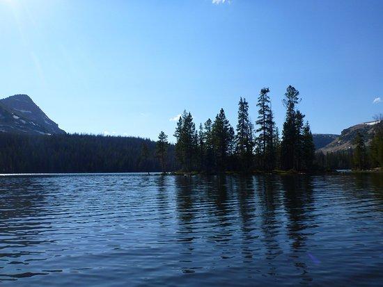 Камас, Юта: Mirror Lake