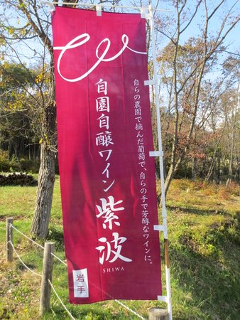 Shiwa-cho, Japon : のぼり