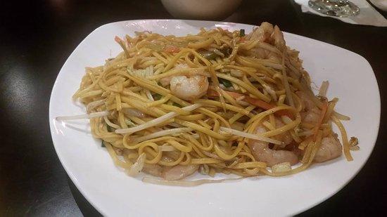 Bethany, OK: Shrimp Lo Mein