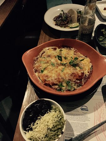 Mexican Street Food Restaurant Wimbledon