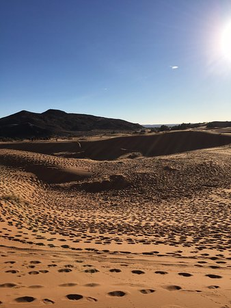 Aspects Of Morocco Day Tours : Beautiful desert!