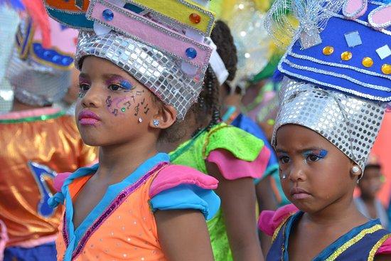 Bonaire Children's Parade Carnival