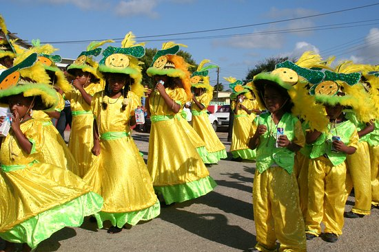 Bonaire Childrens Parada Carnival