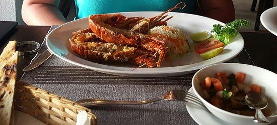 Malli's Seafood Restaurant: 20170204_070648_large.jpg