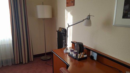Mercure Hotel Duesseldorf City Center: Zimmer und deren Ausstattung