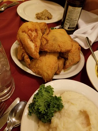 Bavarian Inn Restaurant : The best chicken I've ever had at a restaurant.