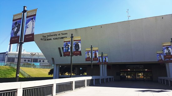 ‪Institute of Texan Cultures‬