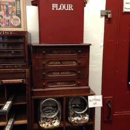 Brewster, MA: Flour Spools & More