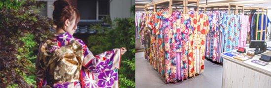VASARA Kimono Rental , Akihabara Kandamyojin