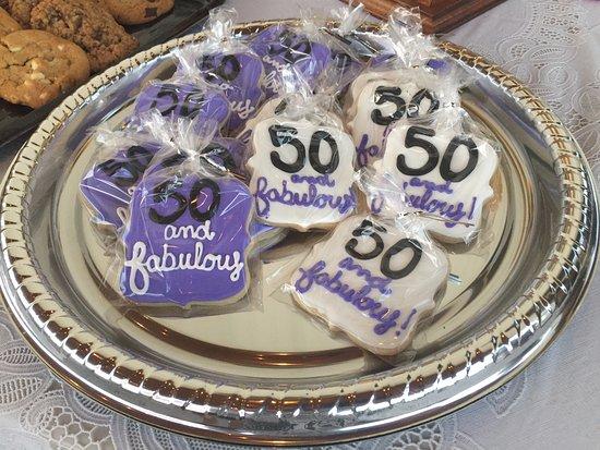 Quincy, WA: 50 cookies