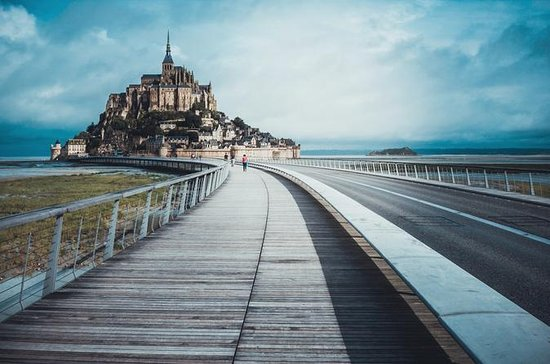 3-Day Mont Saint-Michel and Loire...