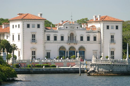 Admission to Vizcaya Museum and...