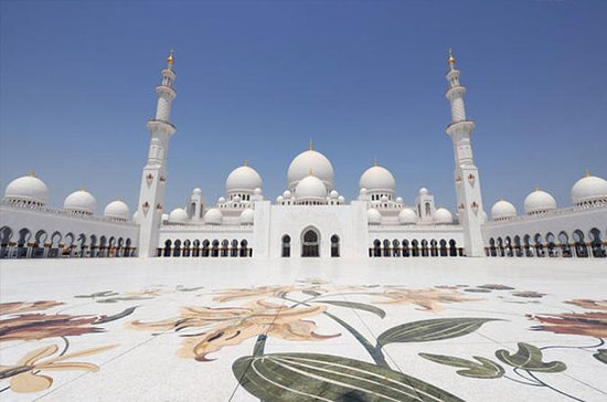 Abu Dhabi Grand Mosque and Heritage...