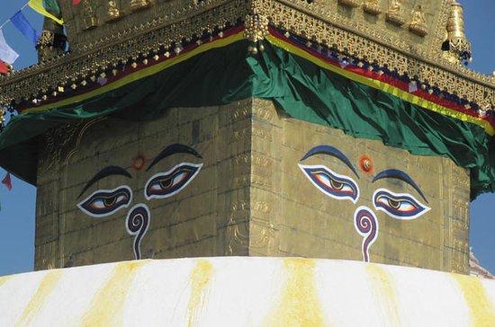 Swayambhunath 4 heures et Patan...