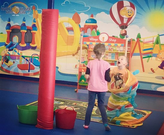 Royal Palm Beach, FL: Happy Place Kid's Gym