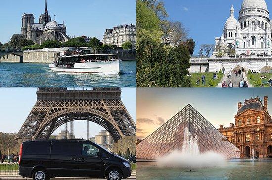 2-tägiges Paris-Paket mit...