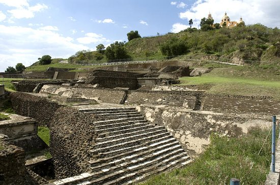 Great Pyramid of Cholula e City Tour