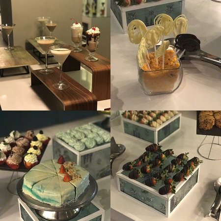Excellence Club Lounge - Chocolate Night