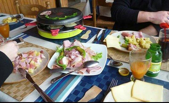Hotel Restaurant A Gourette