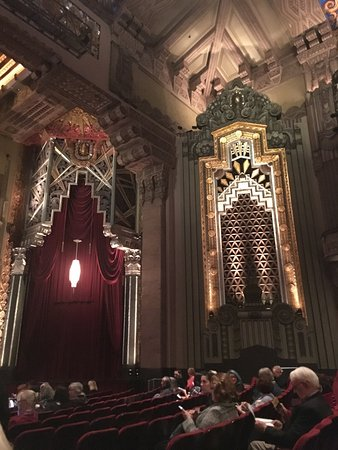 Photo of Performing Arts Venue Pantages Theatre at 6233 Hollywood Blvd. At Vine, Los Angeles, CA 90028, United States