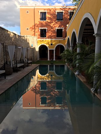 Hotel Hacienda Merida Photo