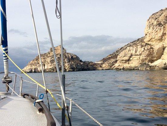Sailing Center Marina Piccola: Sailing with Maurizio!