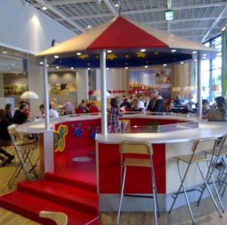 SaarLouis, Niemcy: IKEA Restaurant, Bistro & Schwedenshop