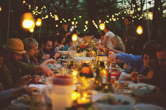 Wodonga, Australia: Long Table Dinner